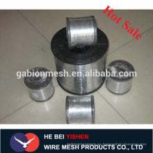 Buen proveedor de China de alambre de acero inoxidable de 0.5 mm de buena calidad