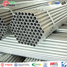Bright Silver Anodized Aluminum Pipe Round Aluminum Pipe