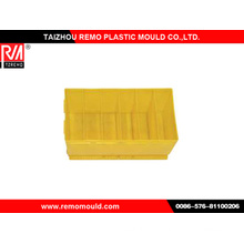 Injectez la fabrication automatique de moule de caisse de batterie en plastique dans Taizhou