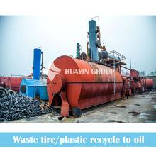 10T Proveedor de aceite de cocinero de residuos a la máquina diesel