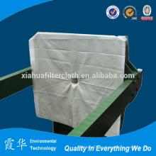 Material de filtro de poliéster para el filtro de tela