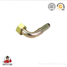 45o Orfs Female Flat Seat Hydraulic Fitting