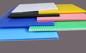 PP Corrugated Plastic Signs