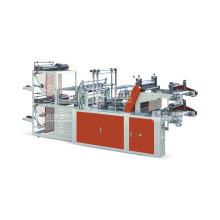 Computer Vest & Flat Rolling Bag Making Machine (Two Layer)