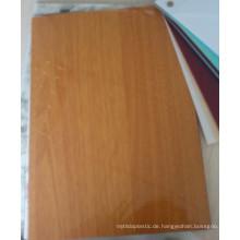 Farbige PVC-Folie zur Dekoration