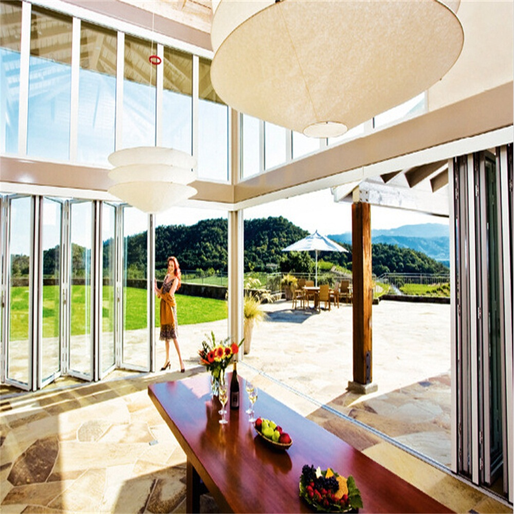 Hign-end Villa Folding Doors