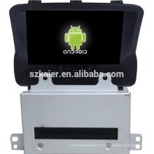 Dual core android 4,2 rádio de mídia do carro para Opel Mokka / Buick Encore com GPS / Bluetooth / TV / 3G / WIFI