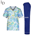 Chinese Factory Wholesale Hospital Medical Wear Clothing Nurse Uniform