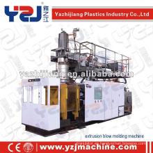 máquina semiautomática del moldeo por insuflación de aire de la botella de 5 galones / que sopla / que hace la máquina