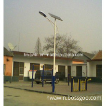 Solar Street Lights with CE, RoHS, FCC Certified (HW-SL04)