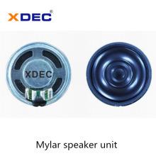 36 mm großartiger Sound 95 dB 8 Ohm 1 W Sirenenlautsprecher