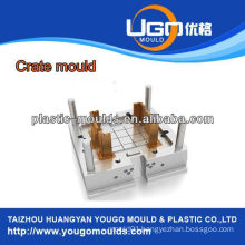 stackable storage crate mould