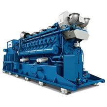 Generador de biogás MWM