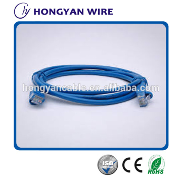 blue cat 6 utp cable patch kabels