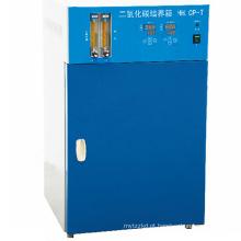 Incubadoras do CO2 do laboratório / incubadora da pilha com o sensor importado do CO2 do infravermelho / revestido a ar, tela do Lcd do controle do Pid