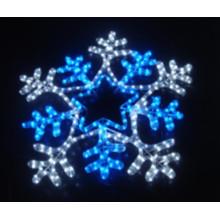 Lampe de noël / lumière de motif LED de Noël