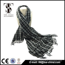 multifunctional scarf New style black shawl for men                                                                         Quality Choice