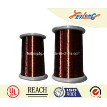 Un fil émaillé en aluminium haute performance de niveau 200