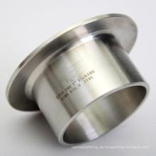 DIN 2605 Aluminium 5052 Stumpfende