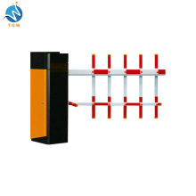 Automatic Safety Barrier Gate, Parking Barrier with Fence