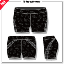 OEM Factory Quickk Bricolage Femme Compresse Gym Shorts