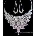 Latest bridal wedding jewelry set (GWJ12-452)