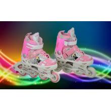 Pink Carton Children Inline Skate