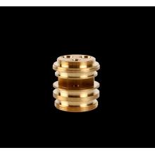 Sede de válvula cônica de latão para interruptor de torneira