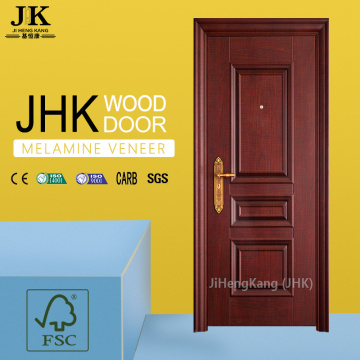 JHK-Unfinished Interior White Melamine Cabinet Door