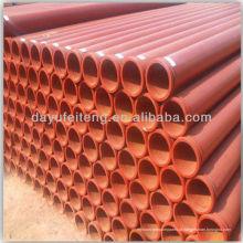 DN125 Tubo de concreto / tremie pipe / fábrica de tubos de bomba de concreto na China