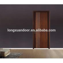 Prix de porte en bois, modèle de porte de maison, conception de porte en bois