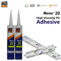 Renz20 High Flexibility Polyurethane Adhesives Sealant of Rear Front Windshield for Autoglass Bonding