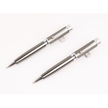 Newest Quality Promotional Metal Pen with Logo/Metal Ball Pen/Metal Ballpoint Pen