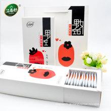 Baga de goji de grau alimentar / (embalagem 22 * 8g * 2 carton) 352g Berry orgânico Wolfberry Goji