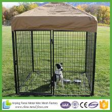 La nueva venta de la jaula de perro soldado para la venta