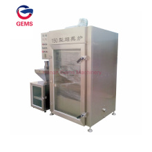 Electric Steam Type Duck Smoker Smoking Furnace Machine
