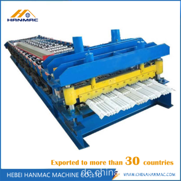Vorious Glazed Tile Roll Forming Machines