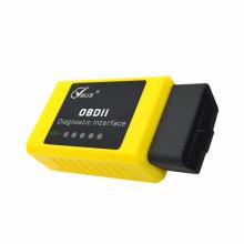 Connecteur Bluetooth Elm327 V1.5 Auto outil de Diagnostic OBD2 Dcanner