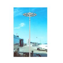 Alto poste de iluminación del mástil de los 25m los 30m del alto rendimiento Fabricantes