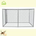 4x4x1.82м оцинкованная большая собака забор собаки питомника клетка