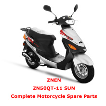 ZNEN ZN50QT-11 SUN Complete Motorcycle Spare Parts