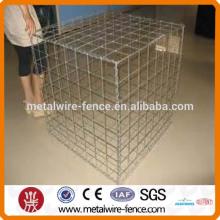 2015 shengxin soldado gabião contenção preços / armazém depósito gabion mesh gaviões, Square Wire Mesh