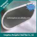Cold Rolled ERW Welding Oval Shaped Steel Pipe with Prime Quality