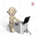 Instrumento de Treinamento Musical M1