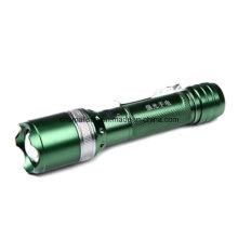 Ortable Clip Zoom 1X18650 ou 3xaaa R33 Lampe de poche