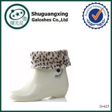 botas de lluvia de neopreno botas de lluvia de wellington D-625