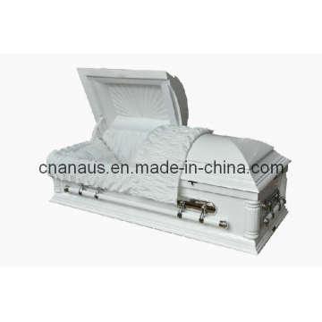 Niño ataúd (ANA) Metal ataúd para el entierro