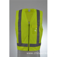 Hi Vis Reflective Class 2 Surveyor Vest