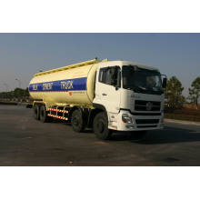 8X4dry polvo propiedad camión tanque