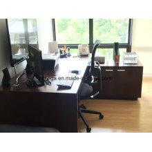 Moderne Büromöbel MFC Schreibtisch für Boss (FOH-P2018)